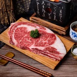 เนื้อริบอายวากิวญี่ปุ่น