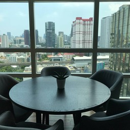 Executive Lounge @ Pullman King Power Bangkok Hotel
