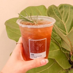 Peach Tea (Iced)