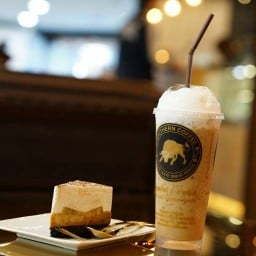 Southern Coffee + Kong Cha Toast MBK Center