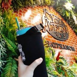 SD3497 - Café Amazon ศูนย์อาหารหน้าวัดพระธาตุพนม