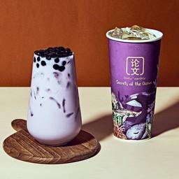 Taro Pearl Milk Tea##1