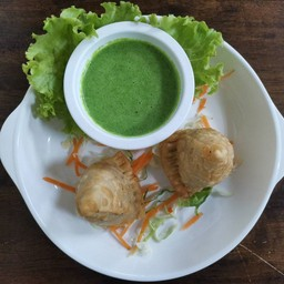 ซามุซ่าผัก