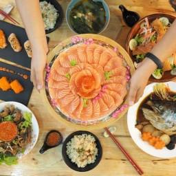Baka Baka Sushi KKU