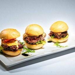 Beef spiders(mini burger)