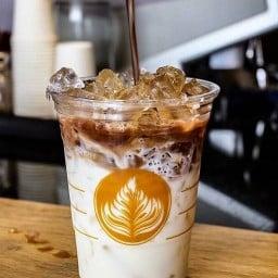 Markoff Coffee Behind the Wall