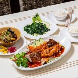 Peking Restaurant ร้านอาหารปักกิ่ง (老山东) สุทธิสาร