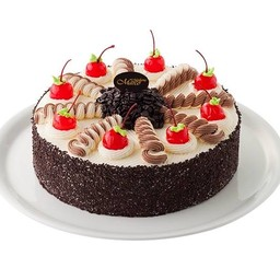 เค้กแบล็คฟอเรสต์ 6 นิ้ว (1ปอนด์)
