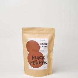 Black pepper home chips