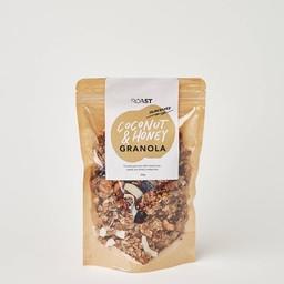 Coconut & honey granola