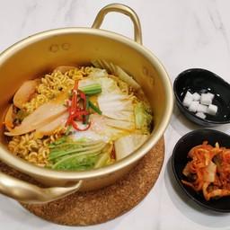 รามยอน มาม่าเกาหลี กิมจิ