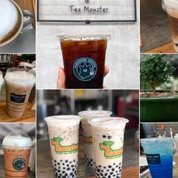 Monster Cafe' by Tea Monster พุทธบูชา36
