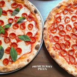 Premium Craft Pizza สาขาหน้าหมู่นิชดา