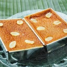ขนมหม้อแกงเผือกเม็ดบัว (สูตรหวานน้อย)
