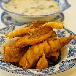 ต้มข่าปลาสลิด