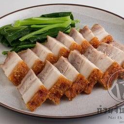 ก๋วยจั๊บนายเอ็ก (Nai Ek Roll Noodle @ THAI TASTE HUB Mahanakhon CUBE)