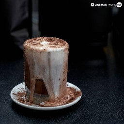 """""""Ice Cacao"""" (150 บาท) สำหรับคนรักโกโก้โดยเฉพาะ"""