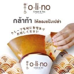 Olino Crepe&Tea ซีคอนสแควร์ ศรีนครินทร์