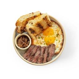 Steak & Eggs Delivery สเต็ก เบรคกี้