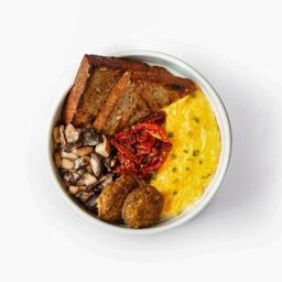 Vegetarian Brekkie Delivery (V) เวจจี้ เบรคกี้