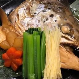 หัวปลาต้มซีอิ๊ว