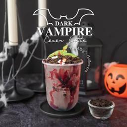 Dark Vampire Cocoa Latte