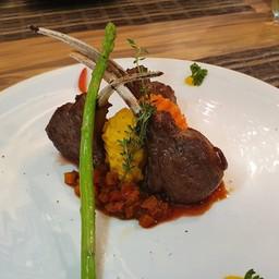 Rack Lamb Steak