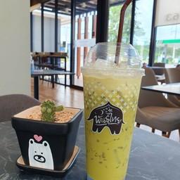 กาแฟพันธุ์ไทย แม่จัน 1