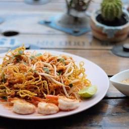 ครัว คุณมาศ หอยทอด ผัดไทย