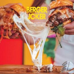 Burger JOKER Foodie Maket Bangna