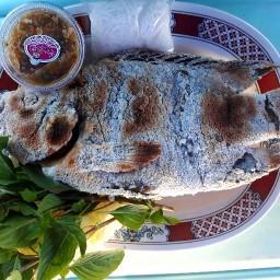 เมี่ยงปลาเผาลุงหนวด