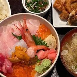 Kaisendon Special(uni Ikura Nakaochi )