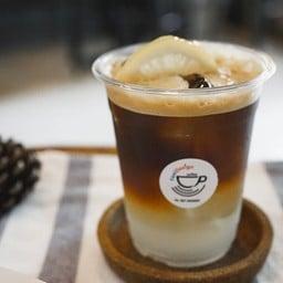 Sparkling Lemon Espresso