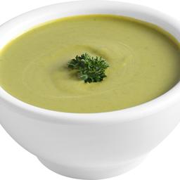 ซุปฟักทองผักโขม