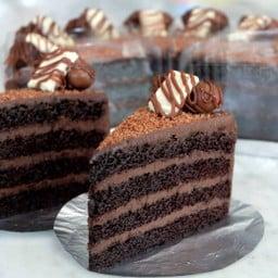 เค้กช็อคโกแลต Overload เต็มวง