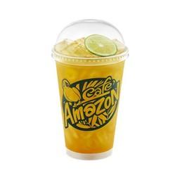 ชาเขียวน้ำผึ้งมะนาวเจลลี่