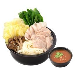 ชาบูชาบู | เนื้อหมู| พร้อมทาน