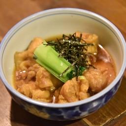 ไก่ต้มซีอิ๊วญี่ปุ่นสูตรพิเศษ SOBAQ