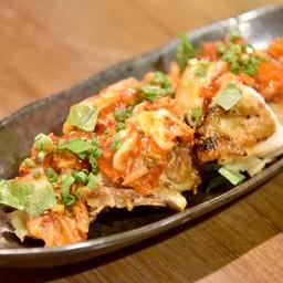 Yakitori kimchi