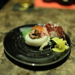 SOSHI ROBATAYAKI @ Sushi Bar SO Bangkok