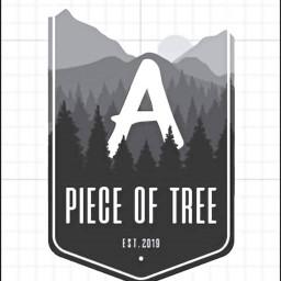 A piece of tree