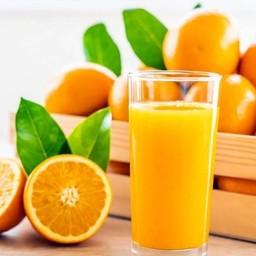 น้ำส้มคั้นแท้ 380 มล.
