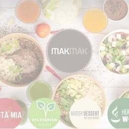 Find our menu on LineMan at Mak Mak Food Delivery