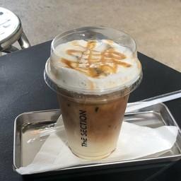 Ice Caramel latte
