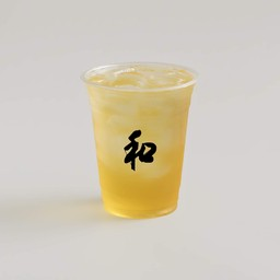 Clear Oolong Iced + Yuzu