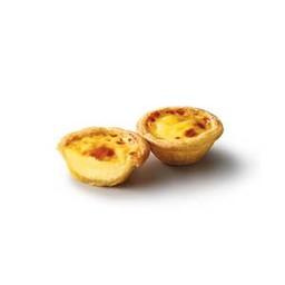 ทาร์ตไข่ 2 ชิ้น