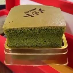ไข่หวานเทพ ชาเขียว UJI