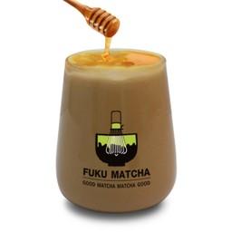 ชานมรสน้ำผึ้ง