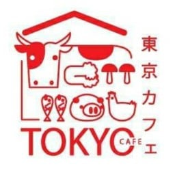 Tokyo Cafe kitchen