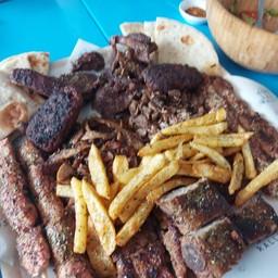 meat sampler